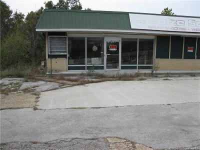 Camdenton Commercial For Sale: 609 S.bussiness Route 5 Highway S
