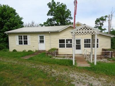 Versailles Single Family Home For Sale: 23708 Highway Tt