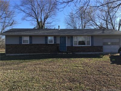 Rocky Mount Single Family Home For Sale: 752 Hwy Y
