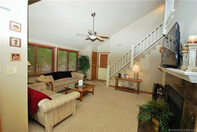 Lake Ozark Condo For Sale: 1580 Cherokee Road #2C