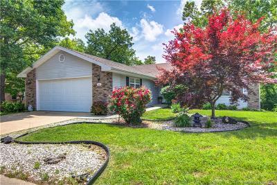 Osage Beach MO Single Family Home For Sale: $154,900