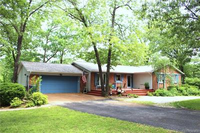 Eldon Single Family Home Contingent: 43 Pin Oak Road