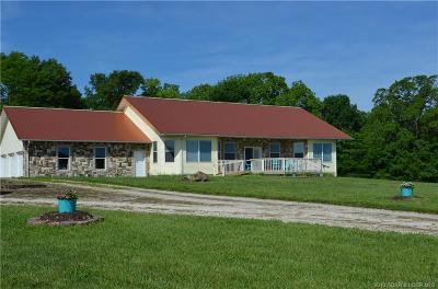 Camdenton Single Family Home For Sale: 153 Harvest Mountain Lane