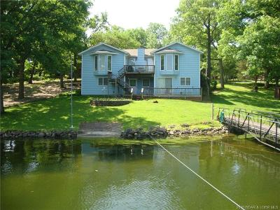 Gravois Mills Single Family Home For Sale: 30968 Nob Rock Road