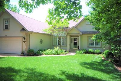Lake Ozark Single Family Home Contingent: 155 Grandview Drive