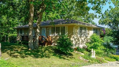 Roach Single Family Home Active Under Contract: 1408 Cedar Ridge Circle