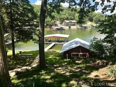 Roach Single Family Home For Sale: 209 Little Island Drive