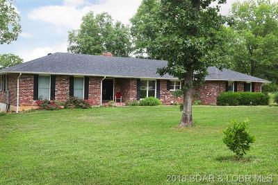 Eldon Single Family Home For Sale: 3 Willow Road