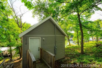 Osage Beach MO Single Family Home For Sale: $160,000