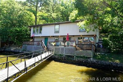 Sunrise Beach Single Family Home For Sale: 205 Lucky Strike Drive
