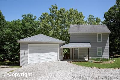 Climax Springs Single Family Home For Sale: 862 Triple Cove Lane