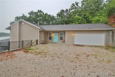 Gravois Mills Single Family Home For Sale: 16741 Silver Moon Resort Road