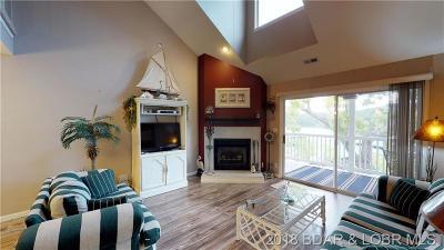 Osage Beach Condo For Sale: 4800 Eagle View Drive #144