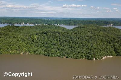 Benton County, Camden County, Cole County, Dallas County, Hickory County, Laclede County, Miller County, Moniteau County, Morgan County, Pulaski County Residential Lots & Land For Sale: Tbd Coffman Bend Road