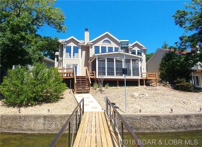 Sunrise Beach Single Family Home For Sale: 317 Pleasant View Drive