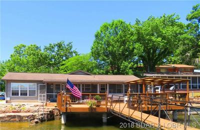 Camdenton Single Family Home For Sale: 218 Walleye Point Drive