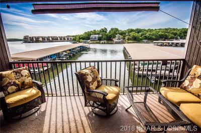 Benton County, Camden County, Cole County, Dallas County, Hickory County, Laclede County, Miller County, Moniteau County, Morgan County, Pulaski County Condo For Sale: 1542 Harbor Pointe Drive #205