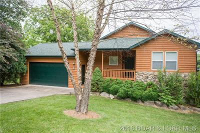 Camdenton Single Family Home Contingent: 146 Golf View Drive