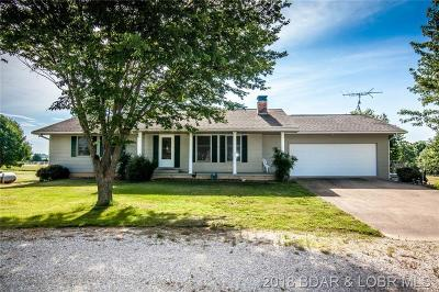 Camdenton Single Family Home For Sale: 3920 Old South 5 Highway