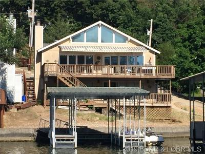 Lake Ozark Single Family Home For Sale: 231 Daisy Road