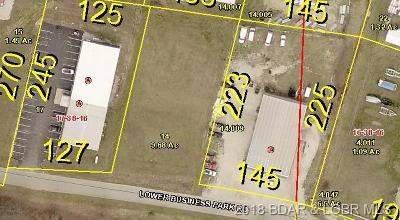 Linn Creek Residential Lots & Land Contingent: Lower Business Park Road