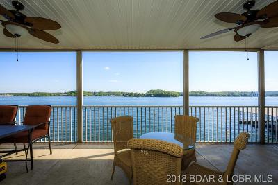 Lake Ozark Condo For Sale: 808 Lighthouse Road #808