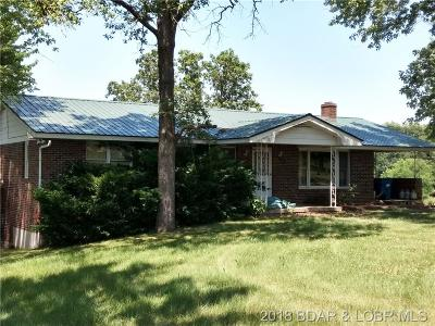 Eldon Single Family Home For Sale: 113 Oo Highway