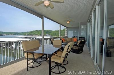 Benton County, Camden County, Cole County, Dallas County, Laclede County, Miller County, Moniteau County, Morgan County, Pulaski County Condo For Sale: 895 Summer Place Drive #1A