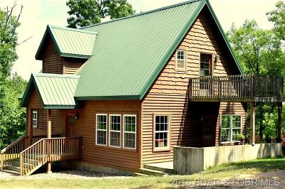 Camdenton Single Family Home Contingent: 139 Possum Ridge Road