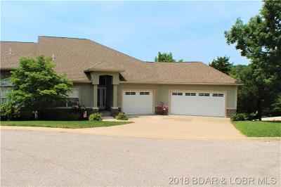 Lake Ozark MO Townhouse/Villas For Sale: $489,900