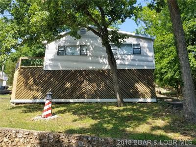 Camdenton Single Family Home For Sale: 395 Fischer Point Drive