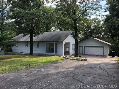 Camdenton Single Family Home For Sale: 295 Hidden Acres Road