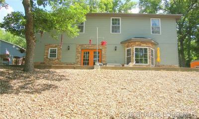 Sunrise Beach Single Family Home For Sale: 33433 Emerald Road