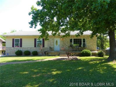 Camdenton Single Family Home Contingent: 150 Blair Avenue
