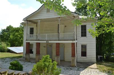 Tuscumbia Single Family Home Contingent: 473 Versailles Avenue