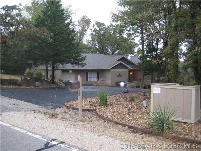 Single Family Home For Sale: 104 Linn Creek Road