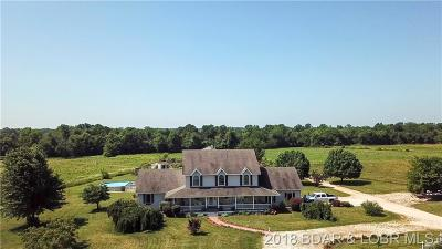 Versailles Single Family Home For Sale: 17595 White Rabbit Lane
