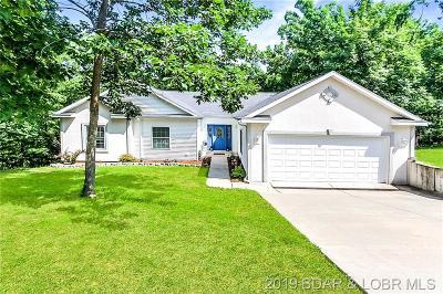 Lake Ozark MO Single Family Home For Sale: $245,000