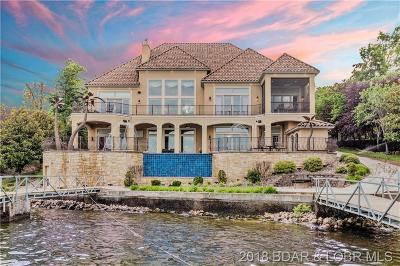 Sunrise Beach Single Family Home For Sale: 78 Scena Court