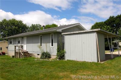 Eldon Single Family Home For Sale: 802 Jamie Street