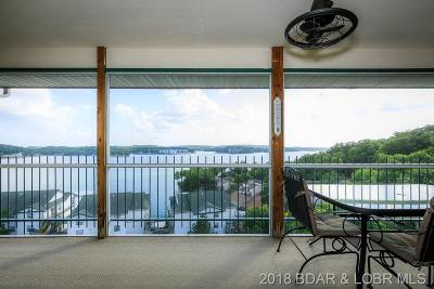 Lake Ozark Condo For Sale: 1406w Harbour Towne Drive #1406