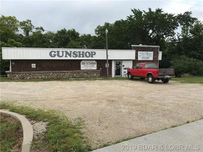 Sunrise Beach Commercial For Sale: 14056 N. State Hwy 5 Highway