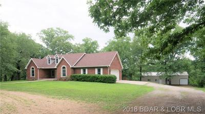 Versailles Single Family Home For Sale: 20005 Ritchie Road