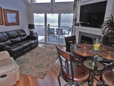 Camdenton Condo Contingent: 686 Clearwater Drive #4D