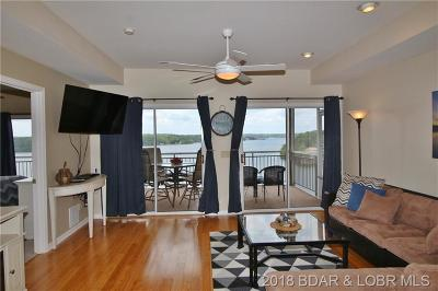 Lake Ozark Condo For Sale: 16 Palisades Lakeview Drive #1B