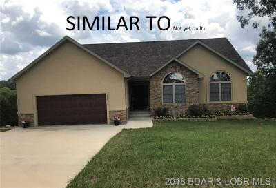 Osage Beach Single Family Home For Sale: Tract 15 Jordan Drive