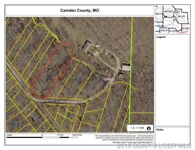 Osage Beach Residential Lots & Land For Sale: Tahoe Drive