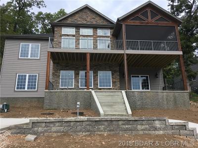 Sunrise Beach Single Family Home Contingent: 1376 Shawnee Bend Road