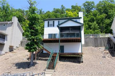 Lake Ozark Single Family Home For Sale: 131 Lakeview Boulevard