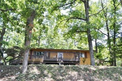 Lake Ozark Single Family Home For Sale: 350 Sunset Road